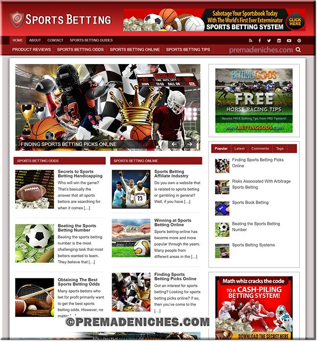 blogs about sports betting